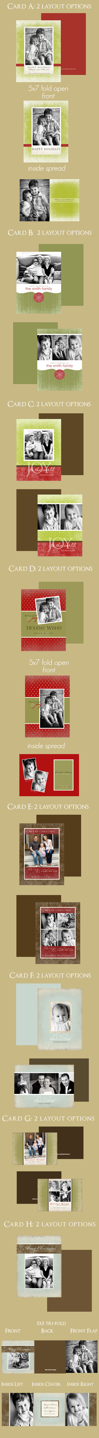 Holiday Cards blog